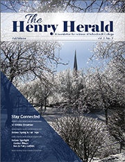 Schoolcraft College Foundation The Henry Herald Fall Winter 2018