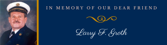 Make a donation in memory of Larry F. Groth